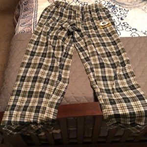 Other - Women's Green Bay Packers Pajama Pants Small